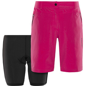 Gonso Bike Short Femme, bright rose
